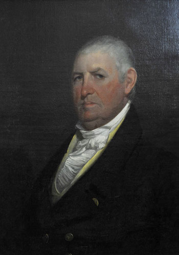 Image of Isaac Shelby