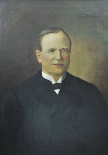 Image of William O'Connell Bradley